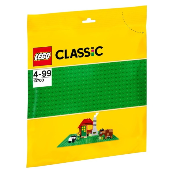 LEGO 10700 Groene bouwplaat