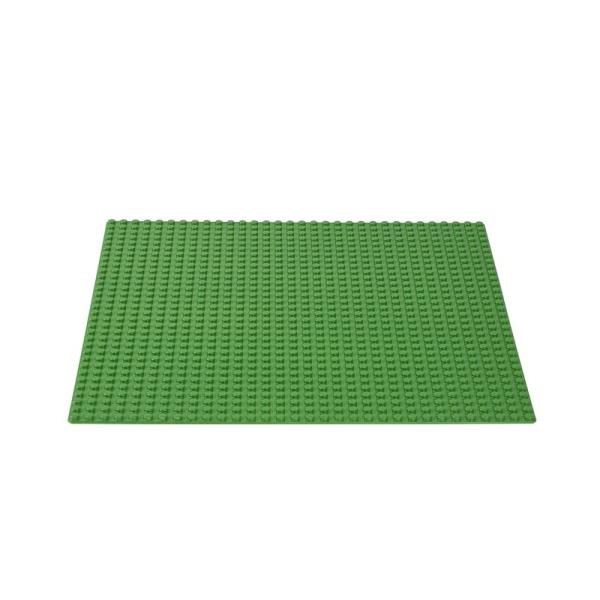 LEGO 10700 Groene bouwplaat - 1