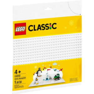 lego bouwplaat wit 11010