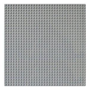 LEGO 10701 Grijze bouwplaat - 1