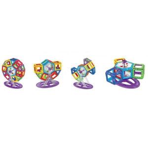 MAGKISS 56 delig - magnetisch constructie speelgoed-1