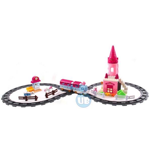 Elektrische prinsessen trein