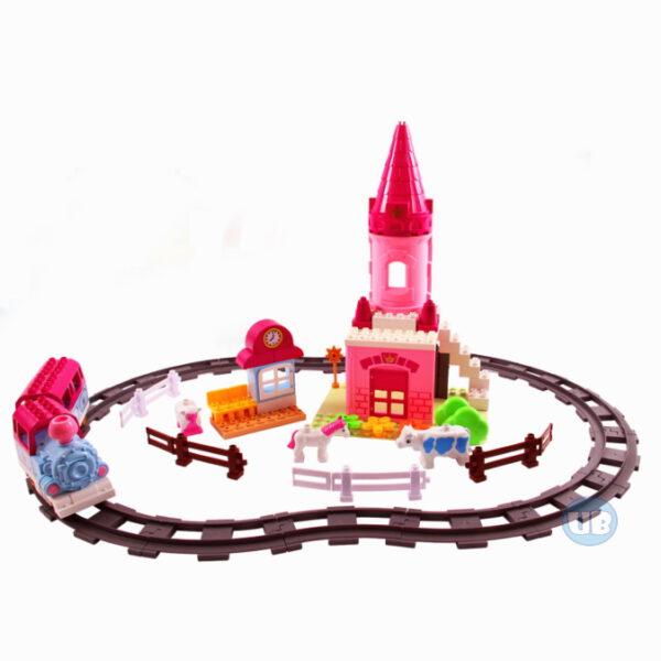 Elektrische prinsessen trein - 1