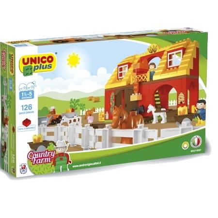 Unico Plus boerderij - 126 delig - 8557