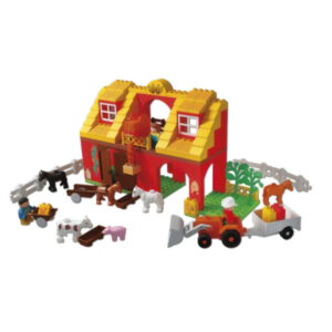 Unico Plus boerderij - 126 delig - 8557 -2