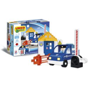 Duplo Unico Plus politie auto - 8545