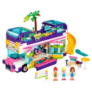 Lego Friends 41395 Vriendschapsbus - 1