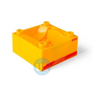 Duplo gele trein container