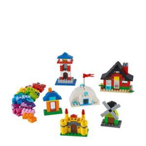 Lego Classic 11008 Stenen en Huizen - 1