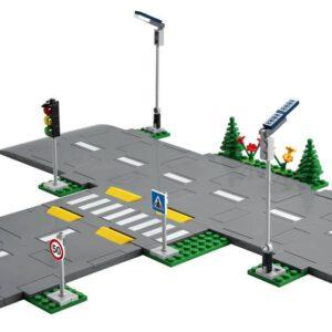 LEGO City 60304 wegplaten - 1