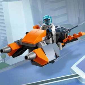 Lego Creator 31111 Cyber Drone - 2